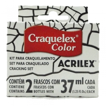 KIT CRAQUELEX COLOR 519 BRANCO