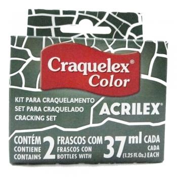 KIT CRAQUELEX COLOR 546 VERDE PINHEIRO