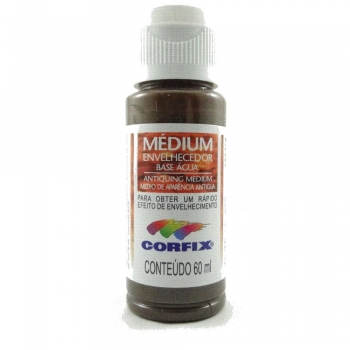 MEDIUM ENVELHECEDOR CORFIX 354 DARK CHOCOLATE