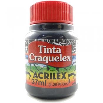 TINTA CRAQUELEX 520 PRETO
