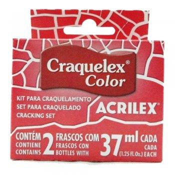 KIT CRAQUELEX COLOR 523 VERMELHO