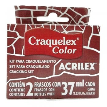 KIT CRAQUELEX COLOR 565 VINHO